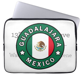 Guadalajara Mexiko Laptop Sleeve