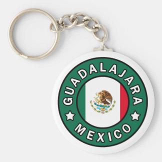 Guadalajara Mexiko Schlüsselanhänger