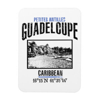 Guadeloupe Magnet