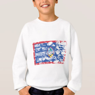 Guam-Flagge Sweatshirt