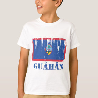 Guam-Flagge T-Shirt
