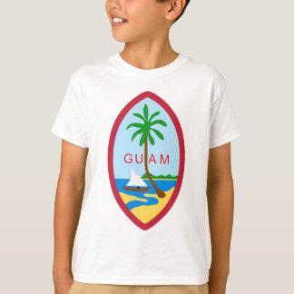 Guam-Wappen T-Shirt