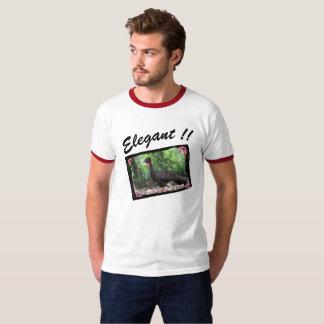 Guan mit Haube T-Shirt