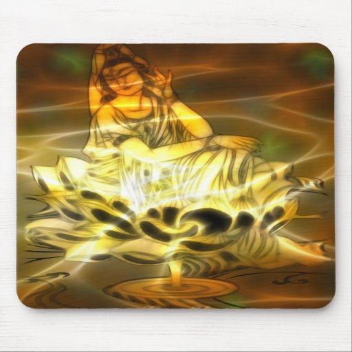 Guan Yin Energie Mauspads