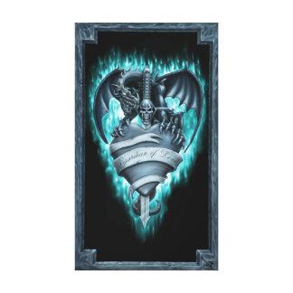 Guardian of Love Leinwanddruck