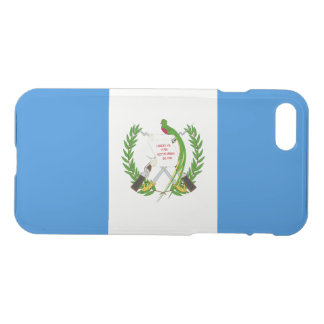Guatemala-Flagge iPhone 8/7 Hülle