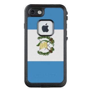 Guatemala-Flagge LifeProof FRÄ' iPhone 8/7 Hülle