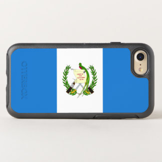 Guatemala-Flagge OtterBox Symmetry iPhone 8/7 Hülle