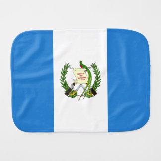 Guatemala-Flagge Spucktuch
