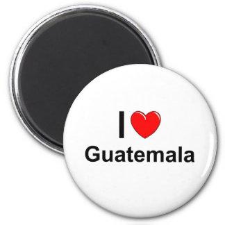 Guatemala Runder Magnet 5,1 Cm