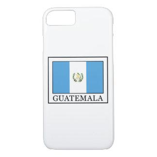 Guatemala-Telefonkasten iPhone 8/7 Hülle