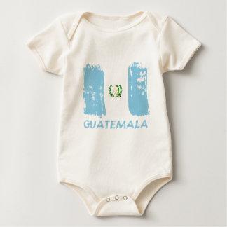 Guatemaltekische Schmutzentwürfe Baby Strampler