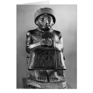 Gudea, Prinz von Lagash Karte