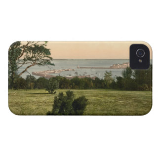 Guernsey-Hafen, Kanal-Inseln, England iPhone 4 Etuis
