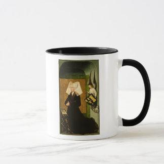 Guigone de Salins, Ehefrau des Spenders Tasse