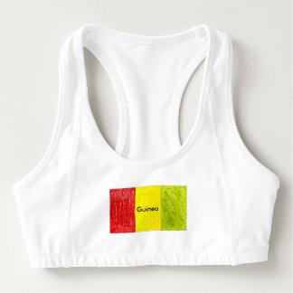 Guinea-Flaggen-Sport-BH Sport-BH