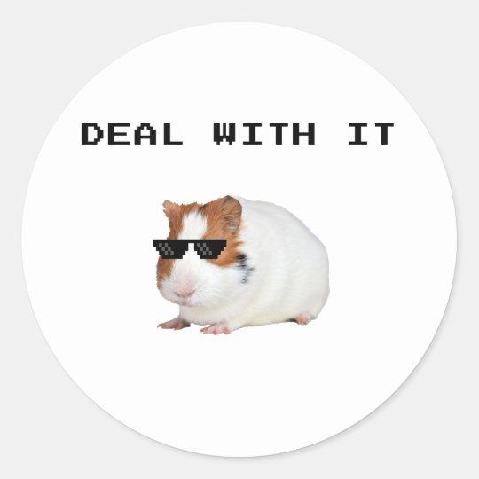 Guinea Pig - Funny Sticker