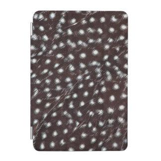 Guineafowl gepunktete Feder abstrakt iPad Mini Cover
