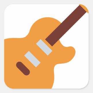 Guitar - Twitter Emoji