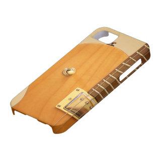 Guitarbody Etui Fürs iPhone 5