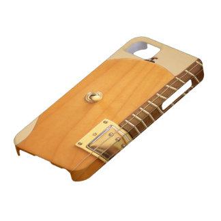 Guitarbody iPhone 5 Schutzhülle