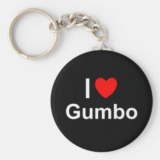 Gumbo Schlüsselanhänger