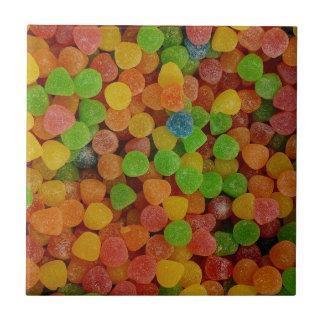 Gummi-Tropfen Fliese