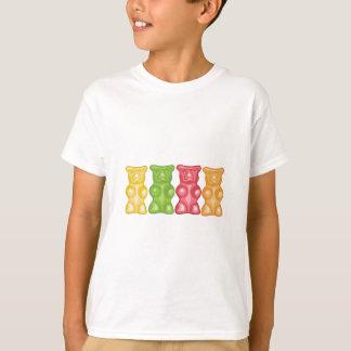Gummiartige Bären T-Shirt
