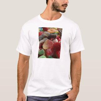 Gummiartige Süßigkeit T-Shirt