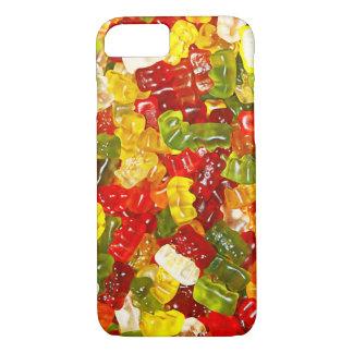 Gummiartiger Bärn-Süßigkeit iPhone Fall iPhone 8/7 Hülle