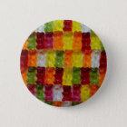 Gummibärchen Runder Button 5,7 Cm