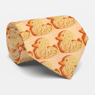 GummiDuckie Pop-Kunst Krawatte