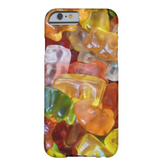 Gummie Süßigkeits-Handy-Fall Barely There iPhone 6 Hülle
