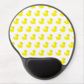 Gummienten-Muster-Gel-Mausunterlage Gel Mousepad