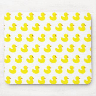 Gummienten-Muster-Mausunterlage Mousepad