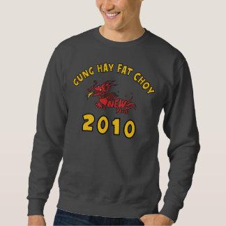 Gung Heu fettes Choy 2010 Sweatshirt