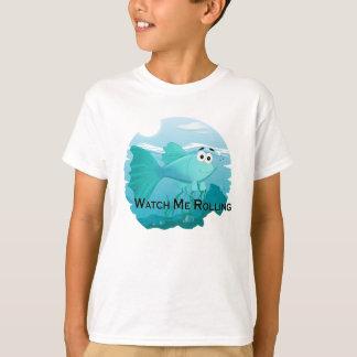 Guppyfischillustration T-Shirt