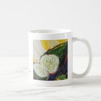 Gurke Kaffeetasse