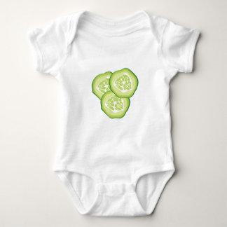 Gurken Baby Strampler