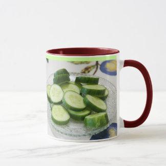 Gurken-Tasse Tasse