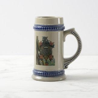 Gurren-Gurren-Uhr Stein Bierkrug
