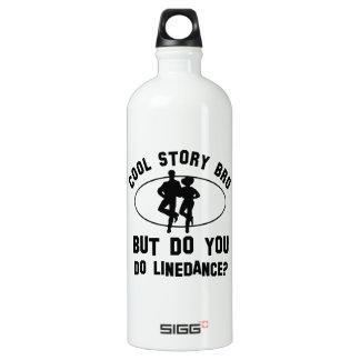 Gurren linedance Entwürfe Wasserflaschen