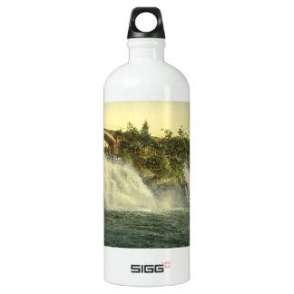 Gurren-Wasserfälle, Wellness-Center, Belgien Wasserflaschen