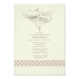 Gurrende Tauben-Einladung 12,7 X 17,8 Cm Einladungskarte