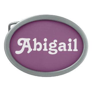 Gürtelschnalle Abigail