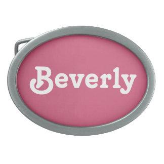 Gürtelschnalle Beverly