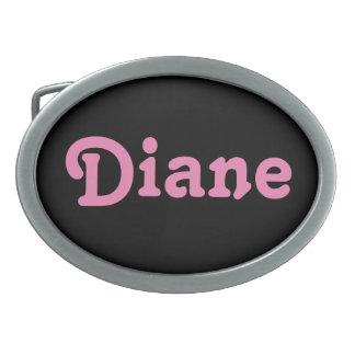Gürtelschnalle Diane