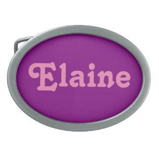 Gürtelschnalle Elaine