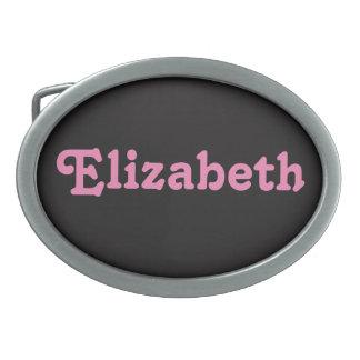 Gürtelschnalle Elizabeth