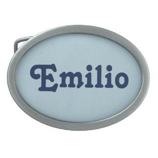 Gürtelschnalle Emilio